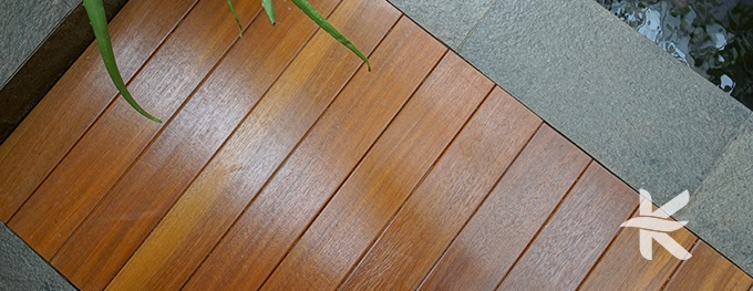 Merbau Decking Product